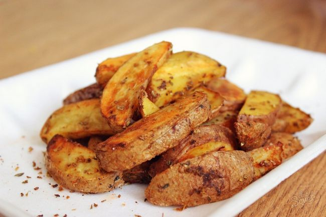 15 Способов запечь картошку