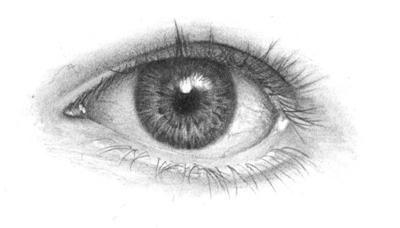 А вы знаете, как нарисовать глаза правильно?