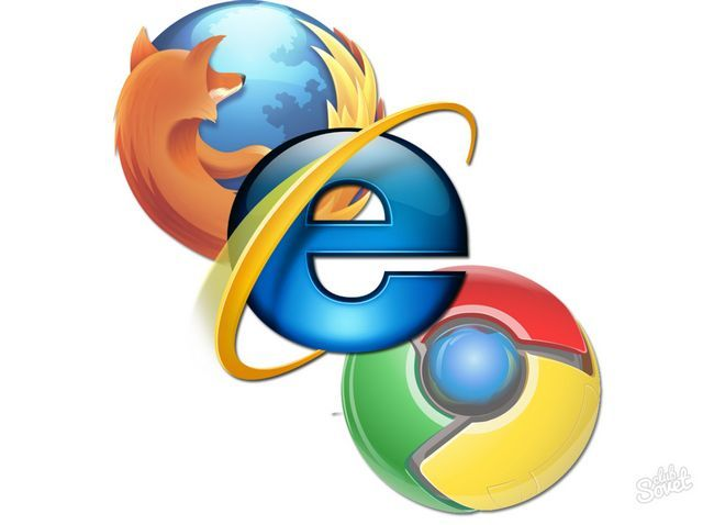 Адресная строка браузера - как найти