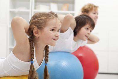 аеробіка для дітей