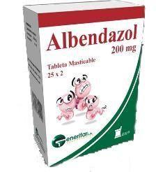 альбендазол інструкція із застосування відгуки