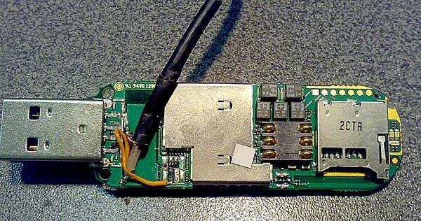 антена для 3g модему своїми руками схема