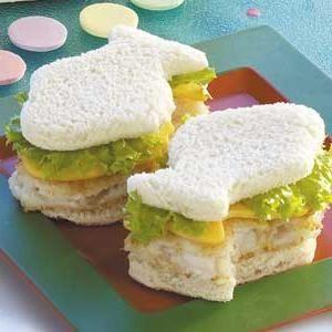 бутерброди з сьомгою