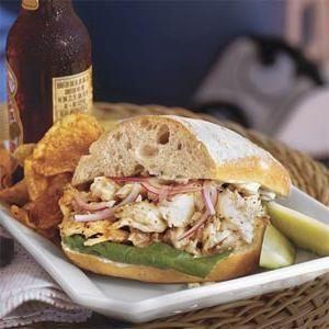 бутерброди до столу