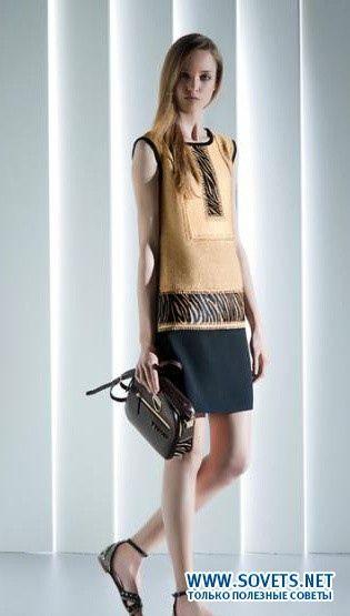Стильне вбрання від Альберто Феретті