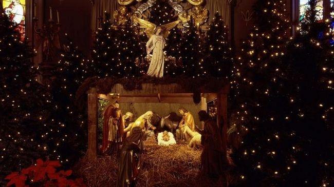 церковні свята в листопаді