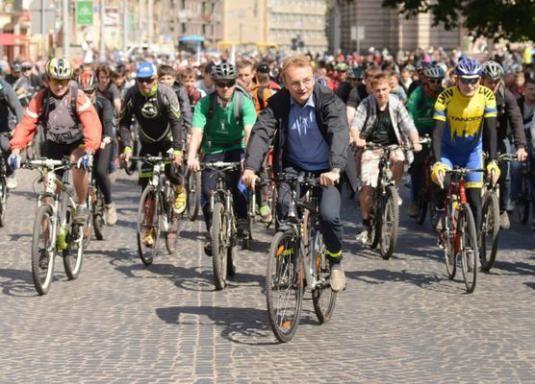 Чем полезен велосипед?
