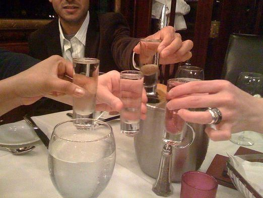Чем вредна водка?