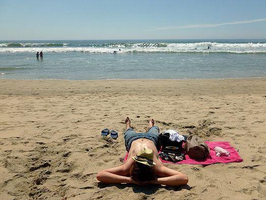 Что брать на пляж?