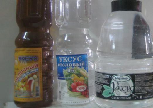 Що буде, якщо випити оцет?