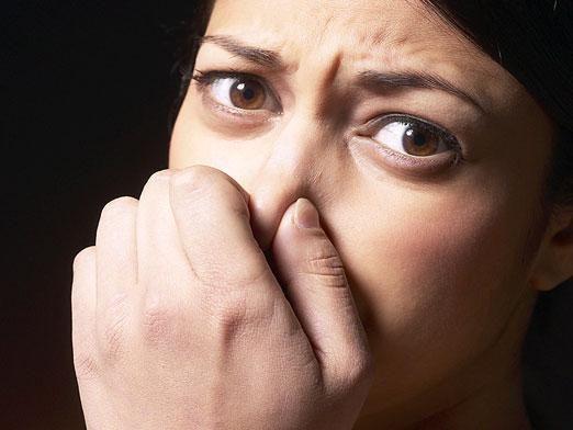 Что делать, если нос заложен?