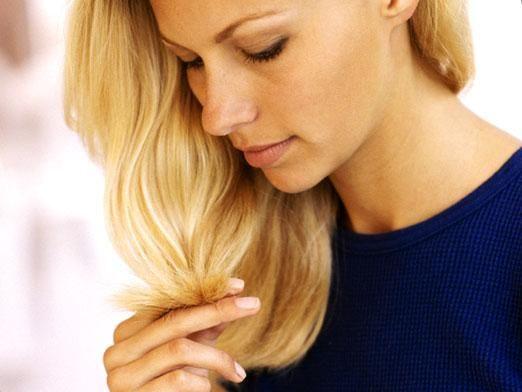 Что делать если секутся волосы?