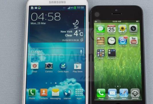 Что лучше: айфон или галакси?