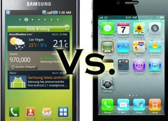 Что лучше: самсунг или айфон?