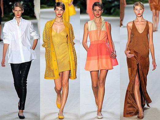 Что модно носить весной?
