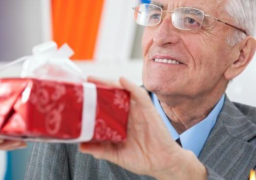 Что можно подарить дедушке?