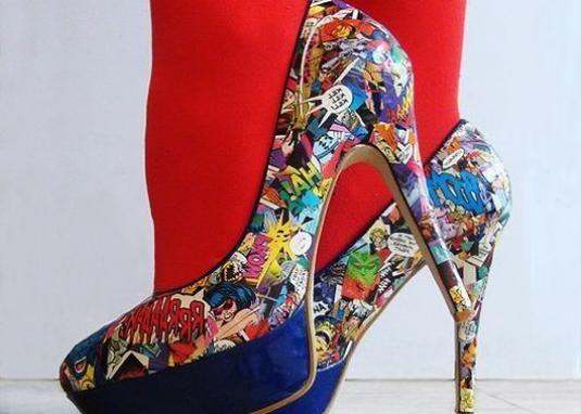 Що можна зробити з взуття?