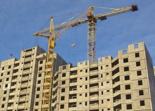 Что относится к строительству?