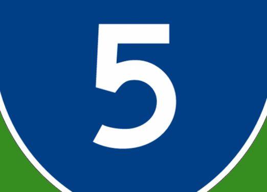 Что означает цифра 5?