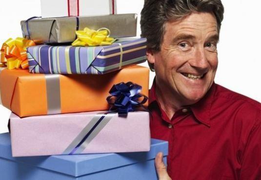 Что подарить бывшему мужу?
