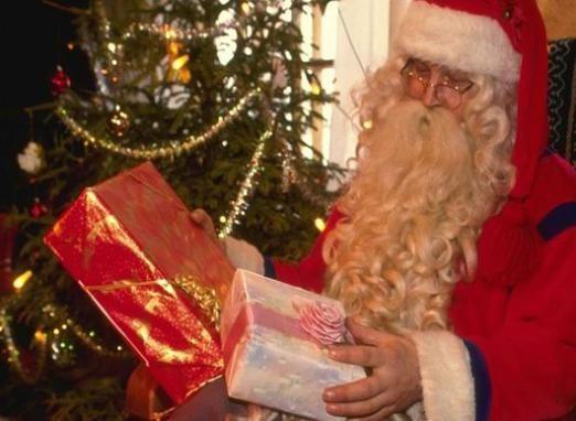 Що подарувати Дідові Морозу?