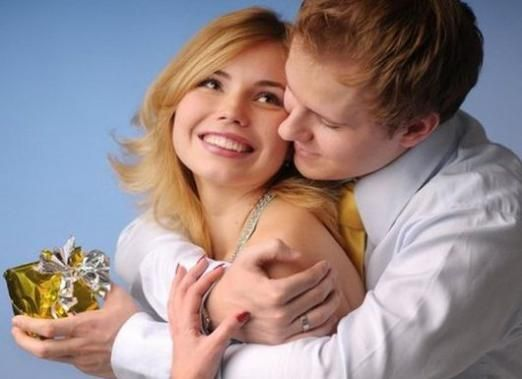 Що подарувати дружині?