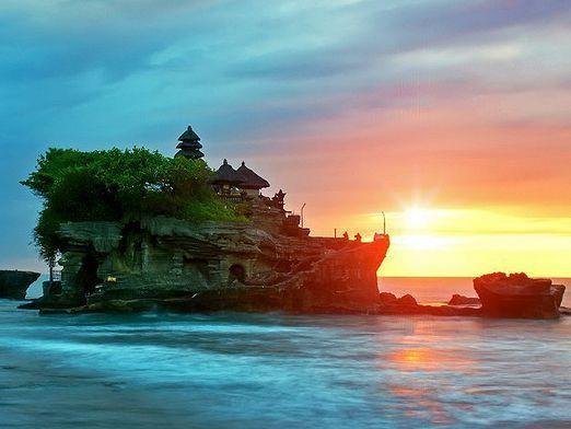 Що можна побачити на Балі?