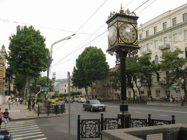 Что посмотреть в тбилиси