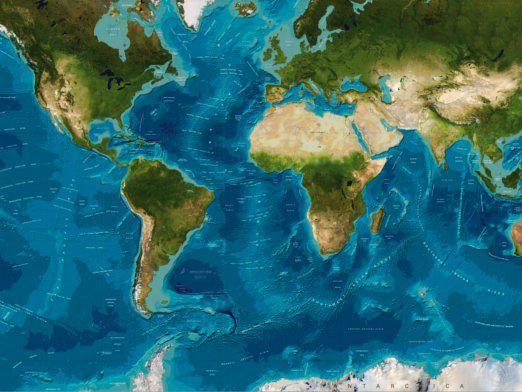 Що таке географічна карта?