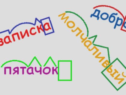 Что такое корень слова?