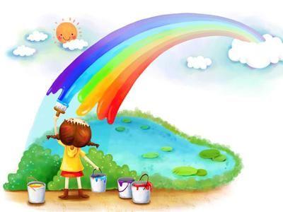 Цвета радуги по порядку - почему именно такие?