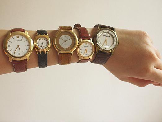 Дарят ли часы?