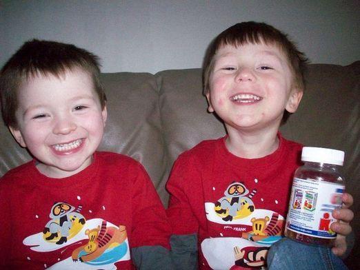Давать ли ребенку витамины?