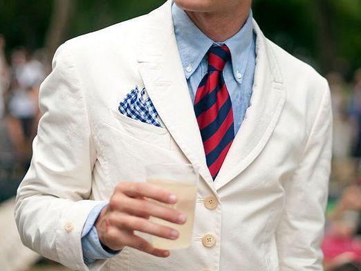 Для чего надевают галстук?