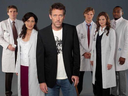 Доктор Хаус - скільки сезонів?