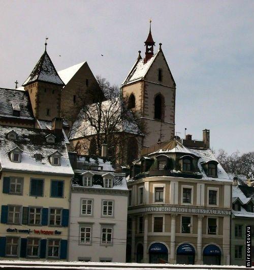 Достопримечательности базеля, швейцария