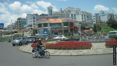 Достопримечательности далата, вьетнам