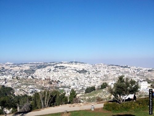 Достопримечательности иерусалима, израиль