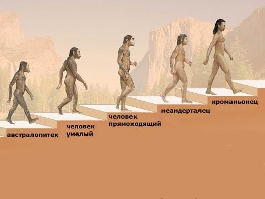 Факторы антропогенеза