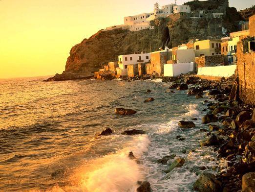Где отдохнуть в греции?