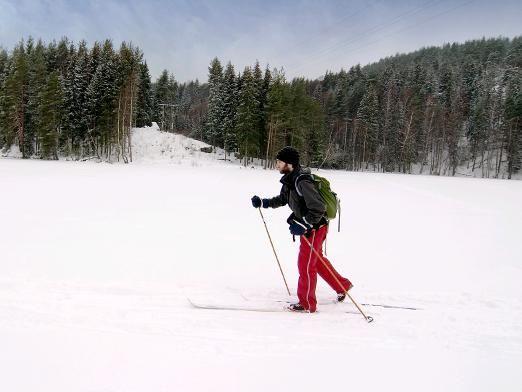 Где покататься на лыжах в москве?