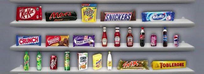 Генно модифіковані продукти