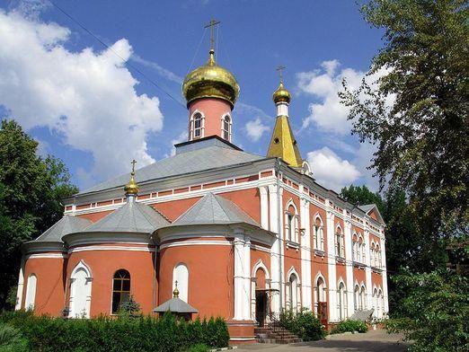 Храм матроны московской - как доехать?