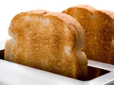 грінки з білого хліба