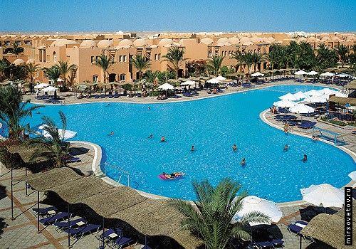 Iberotel makadi oasis – отель для всей семьи