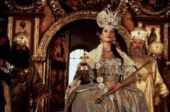 історичні фільми мелодрами
