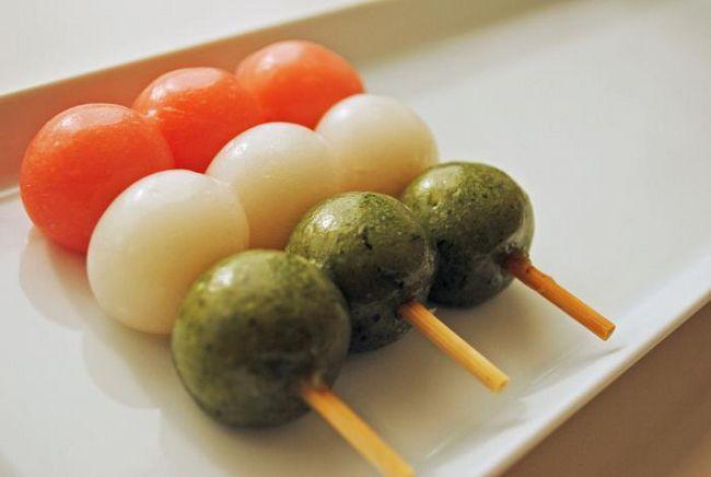 японські солодощі рецепти