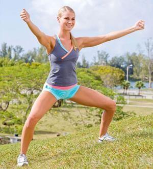 вправи для внутрішньої частини стегна