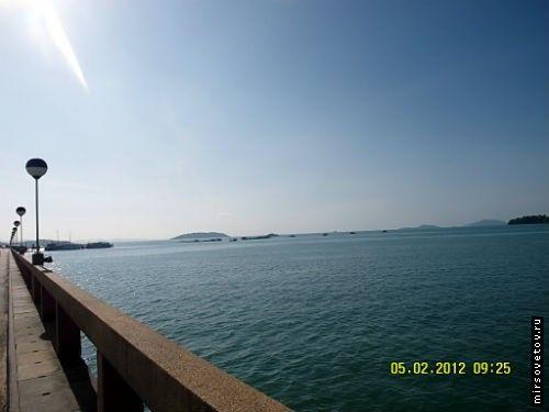 Экскурсия на острова джеймса бонда, таиланд