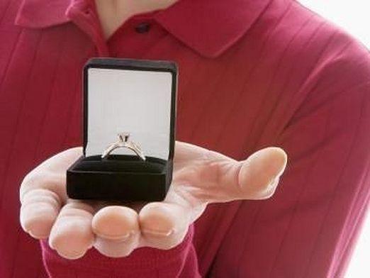 К чему дарят кольцо?